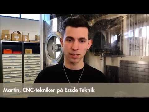 cnc tekniker