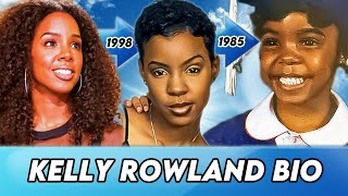 Kelly Rowland | Biography | Where Are They Now?