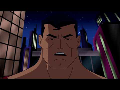 Superman Vs. Toyman (HD Quality)