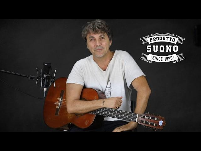 I nostri corsi -  Cantautorato con Tony Canto