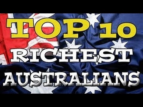 Billionaires Australia - English