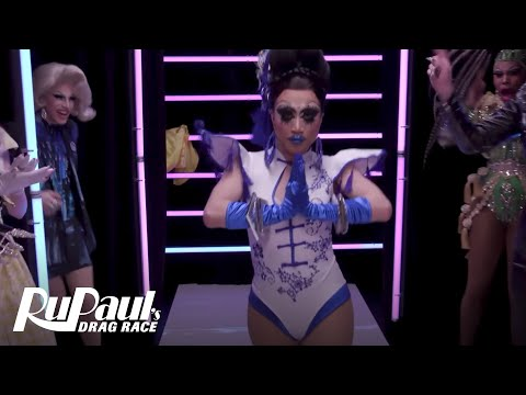 The RuPaul's Drag Race Season 10 Queens Bring It to the Runway | Premieres Thursday March 22nd 8/7c