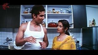 Repeat youtube video Randeep Scene With Aunty    Ayanaki Aaiduguru Movie    Sadha, Riya Sen