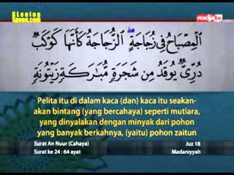 Q S  An Nur Ayat 35