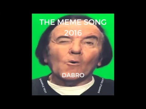 hqdefault the meme song 2016 youtube