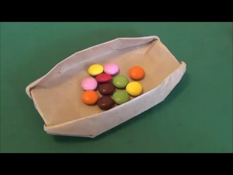 クリスマス 折り紙 折り紙 船 : youtube.com