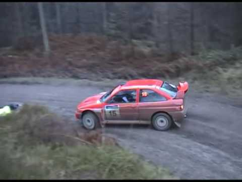 Grizedale Stages 2009 - Part 1