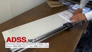 Rotatrim Professional MasterCut II Rotary Paper Cutter