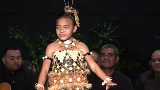 Miss Junior, Pre-teen & Teen Tau'olunga Competition - Tonga Masani - Heilala Festival
