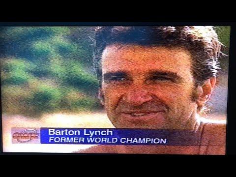 Barton Lynch Retirement Clip