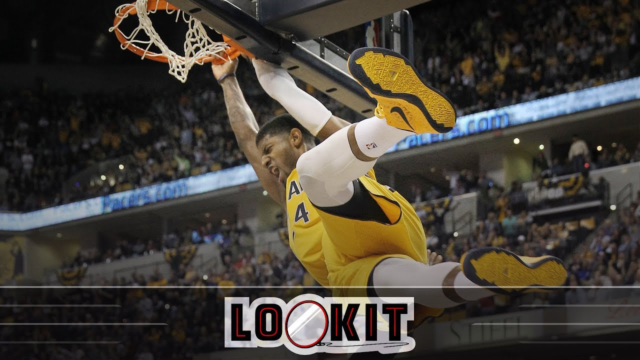 Lets watch paul george dunk over lebron a couple more times lets watch paul george dunk over lebron a couple more times lookit youtube voltagebd Image collections