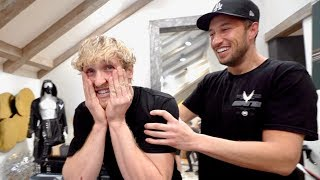THE NIGHT SHIFT (OVERTIME): we surprised logan paul