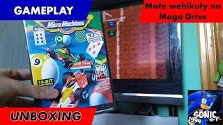 Unboxplay (PL) - Micro Machines (1993 - Mega Drive)