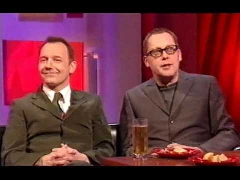 Bob Mortimer & Vic Reeves HILARIOUS INTERVIEW (Jonathan Ross)