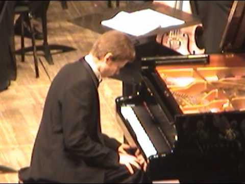 Rachmaninoff concerto No. 3 Gugnin / Leontyev (complete)