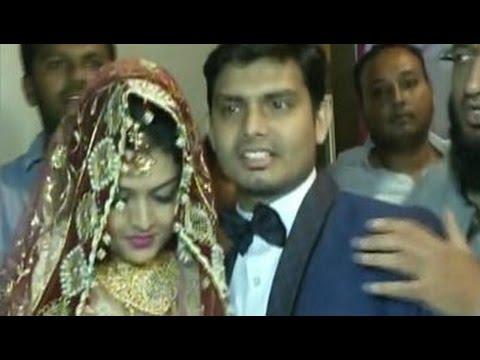 As Ashitha weds Shakeel in Mysuru, their families dismiss 'love jihad' protests
