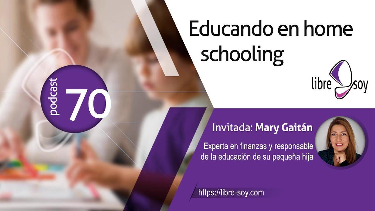 E0070. Educando en home schooling