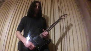 The Sword - Iron Swan (Guitar Cover)