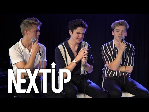 New Hope Club Talks About How They Got Their Name, New Music, English Tea, Digestives & More