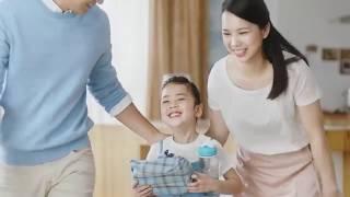 2019 靚星演員作品:安麗益之源淨水器 便當篇【爸爸 徐愷/女兒 羽岑】