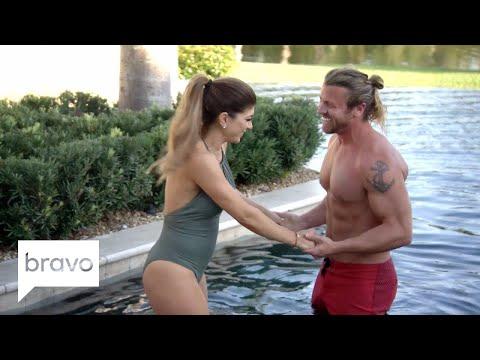 RHONJ: Teresa Learns to Swim (Season 8, Episode 3) | Bravo