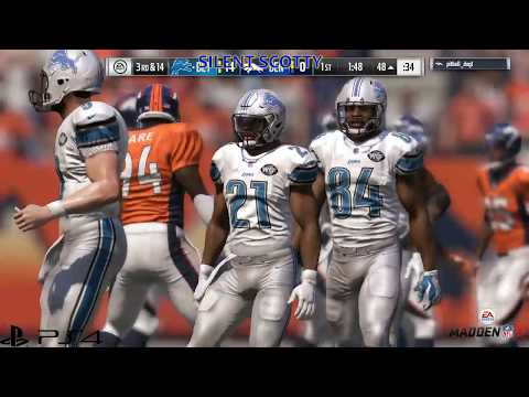 NFL SPORTS SUNDAY | IN SILENT SCOTTY`S GAME WORLD