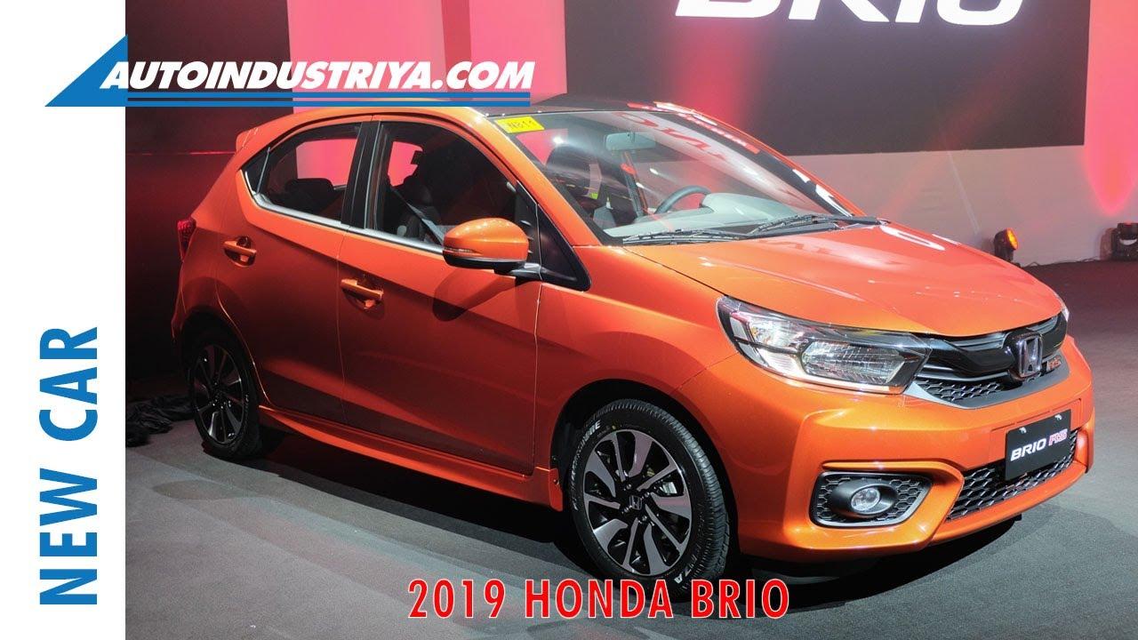 2019 honda brio - new car philippines