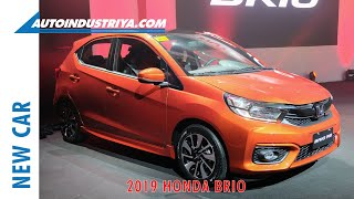 2019 Honda Brio launched in Philippines - New car