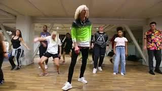 Squash, Vybz Kartel, Chronic Law - Money We Love (Official dance)