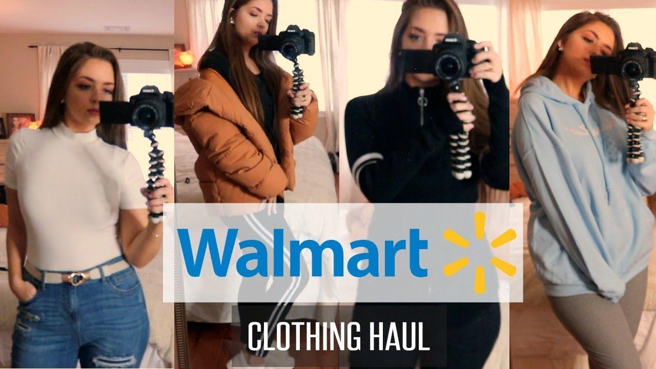 23d13bebeb98f WALMART CLOTHING HAUL + TRY ON