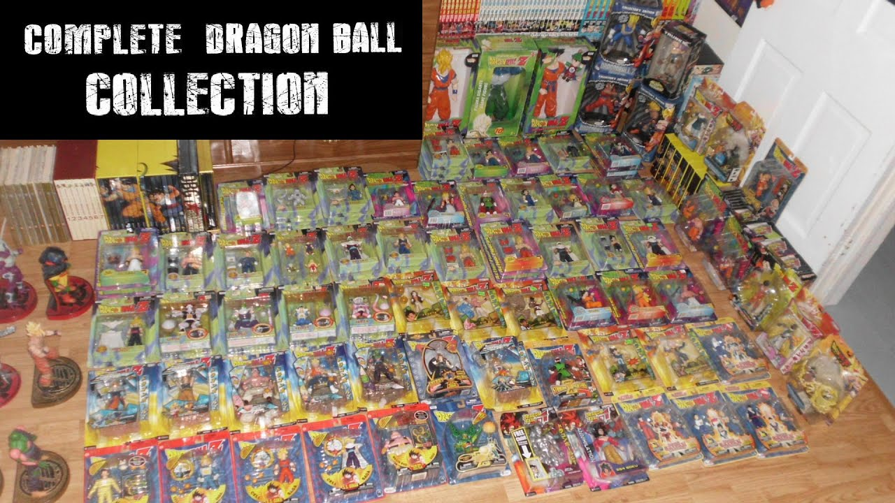 Dragonball  Dragonball Z  Dragonball GT Complete with