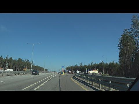 На машине - в Санкт-Петербург! Трассы М-10 и М-11. Бесплатная и платная. Какая лучше?