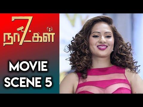 7 Naatkal - Tamil Movie Scene 5 | Shakthi Vasudevan | Ganesh Venkatraman | Vishal Chandrasekhar