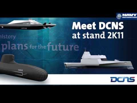 Teaser: DCNS at PACIFIC 2015 Maritime Exposition in Sydney Australia
