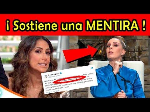 Cynthia: 'Atala Sarmiento sostiene una MENTIRA' tras SU SALIDA de Ventaneando