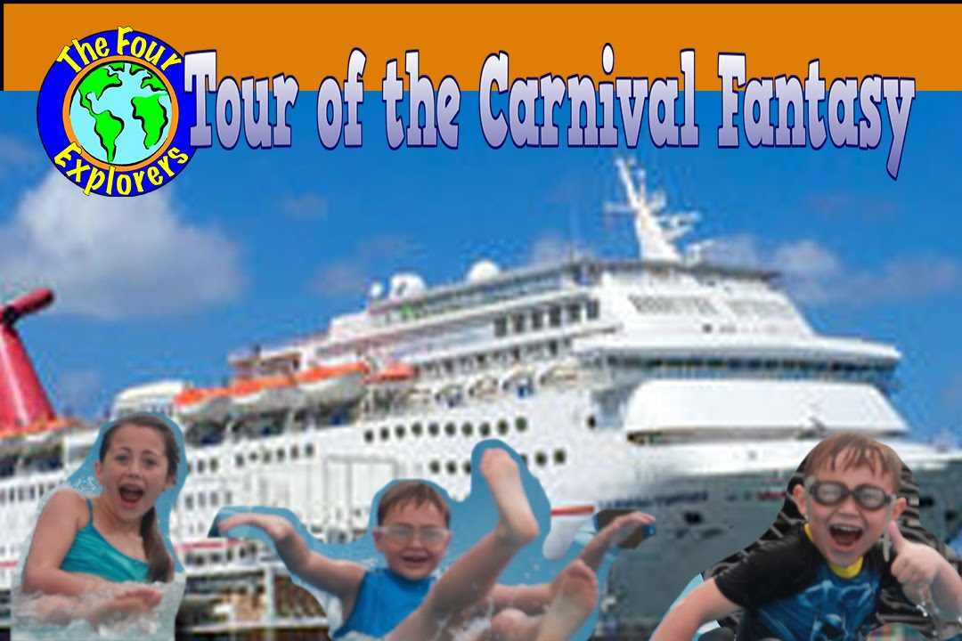 Carnival Cruise Fantasy Ship Tour YouTube - Fantasy cruise ship pictures