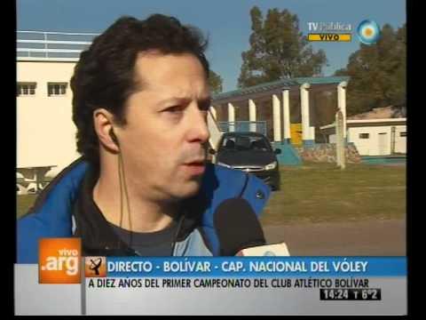Vivo en Argentina - Bolivar, Buenos Aires - Deportes: Voley - 06-06-12