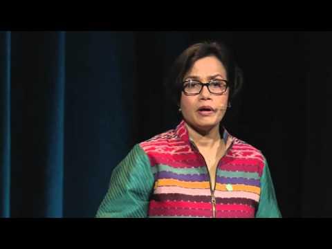 Economic Growth Without Inclusion Will Fail - World Bank's MD COO Sri Mulyani Indrawati