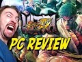 ULTRA Street Fighter 4: PC & Netcode Review by Maximilian (August 2014)