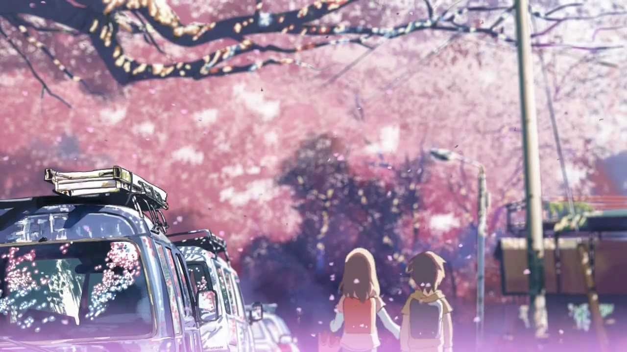 5 centimeters per second trailer hd youtube