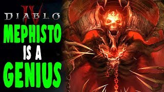 Diablo 4: Why MEPHISTO is a GENIUS