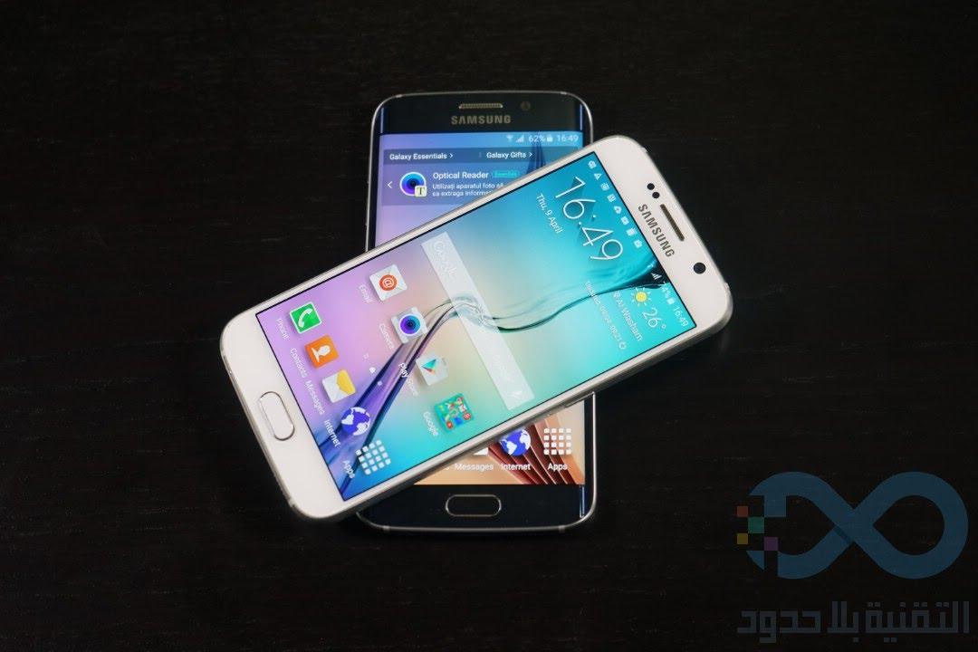 a93833ea0 مراجعة للهاتفين Samsung Galaxy S6 و Samsung Galaxy S6 Edge:أفضل هاتفين  بنظام الأندرويد إلى الآن! - التقنية بلا حدود