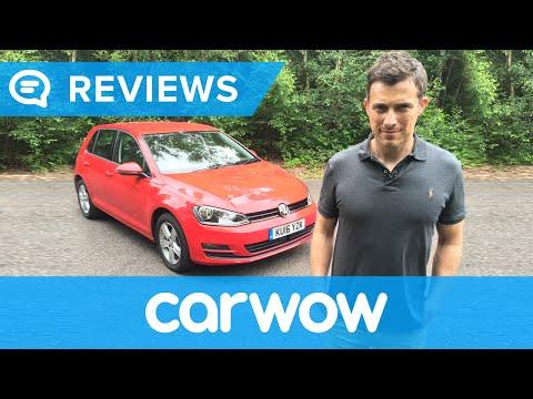 Volkswagen Golf 2017 hatchback review | Mat Watson Reviews