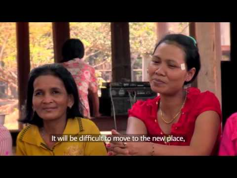 Mekong -- ແມ່ນ້ຳຂອງ: Exploring the development of hydropower on the Mekong