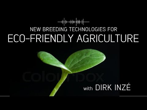 New breeding technologies for a climate resilient and eco-friendly agriculture with Dirk Inzé