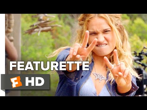 Mamma Mia! Here We Go Again Featurette - Becoming Donna (2018) | Movieclips Coming Soon