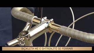 Biçikleta që kushton më shtrenjtë se një Ferrari - KURIOZITET ZICO TV