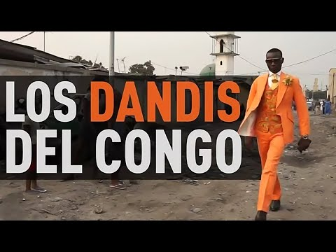 Los dandis del Congo - Documental de RT