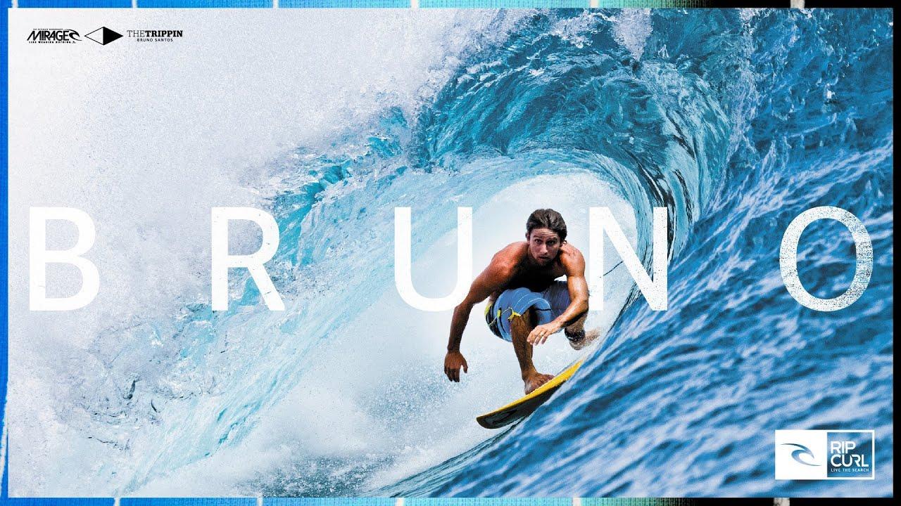 Download Rip Curl Mirage 'Trippn' - Bruno Santos