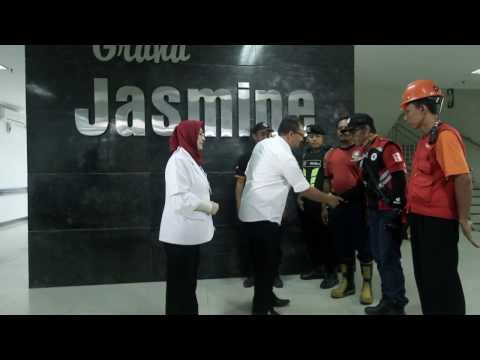 video disaster simulasi code red-code blue-code pink RS Gatoel Mojokerto